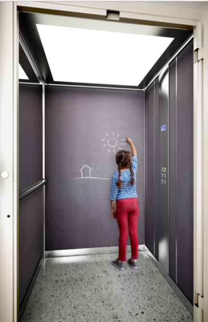 THYSSENKRUPP WRITABLE CABIN