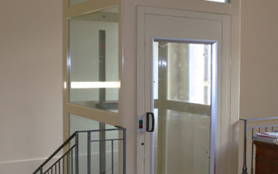 Elite Elevators are Designed and Manufactured in Italy