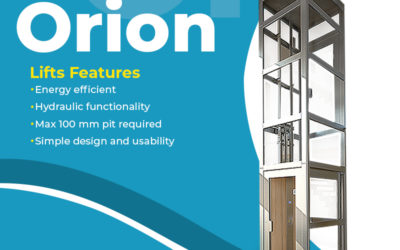 Reasons why Orion Elevators are Best for Tall Buildings