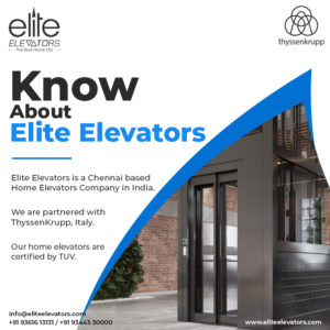 Elevator Companies in India and Their Competitive Skills - Elite