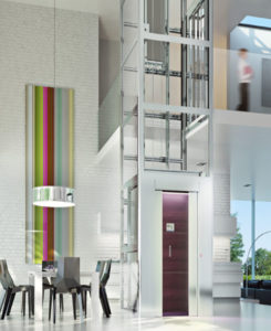 Customised Residential Elevators