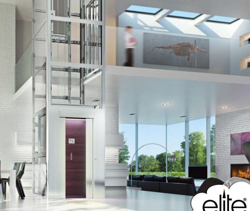 Home Elevators with Excellent Metal Structure and Advanced Technologies