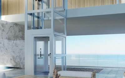 How to Ensure Landing safety of home elevators