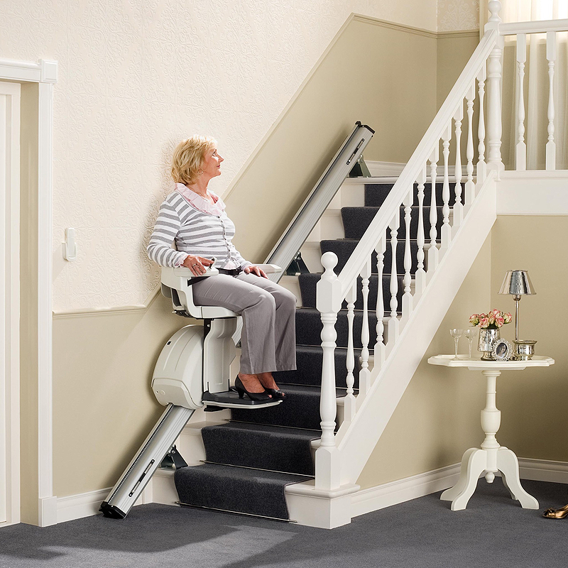 Levant Straight Stair Lifts Levant Curved Stair Lifts