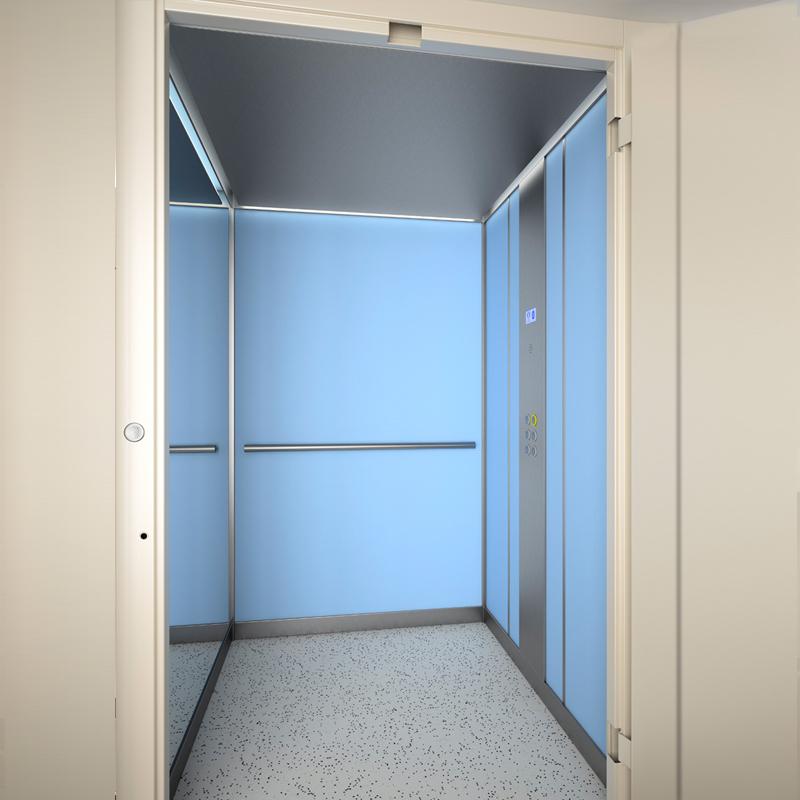 orion hydraulic elevator