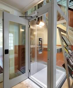 indoor home elevators
