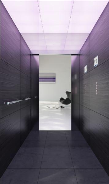 elegance hydraulic elevator