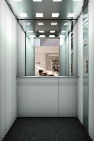 HE7 elevator