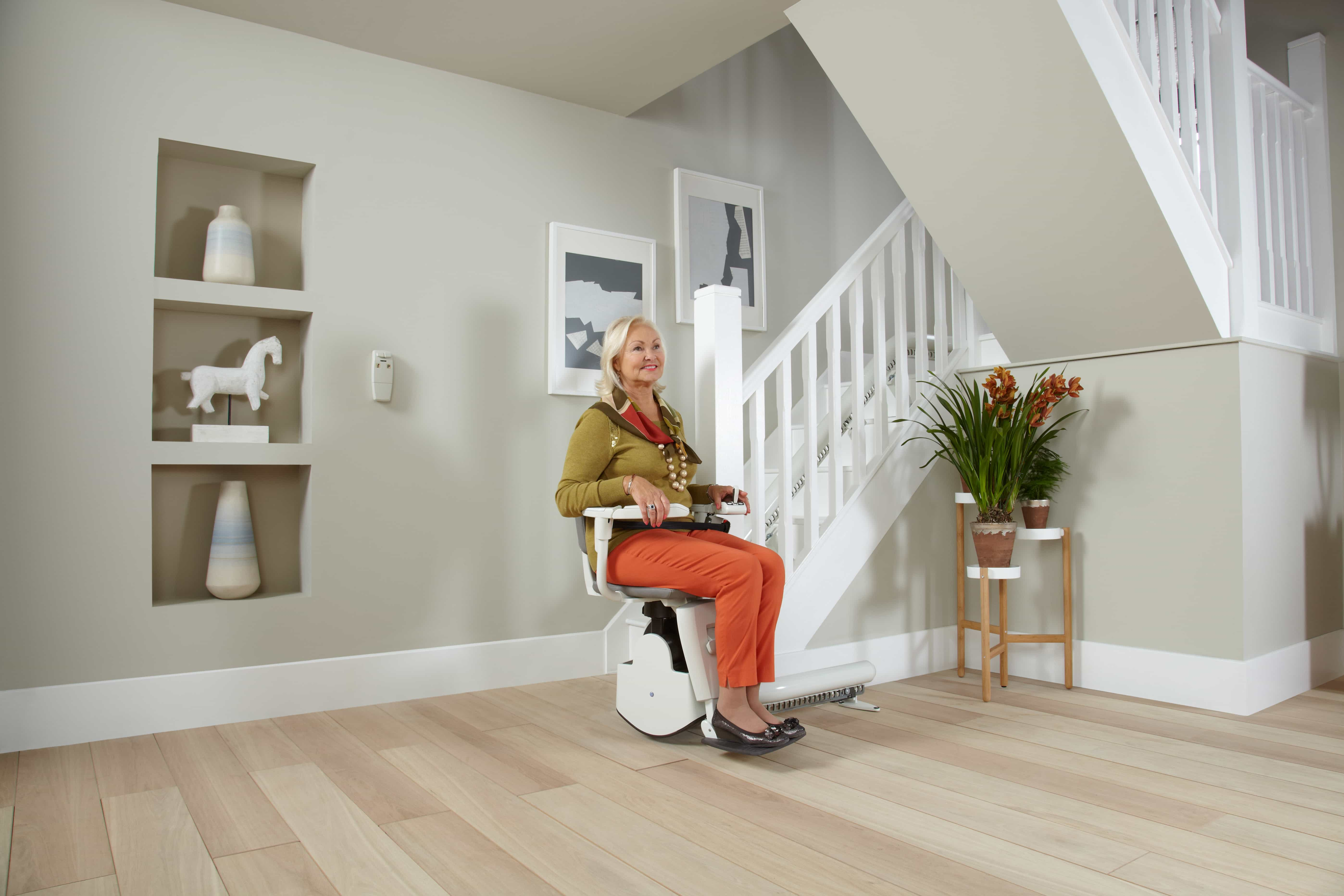 Customised stair lifts