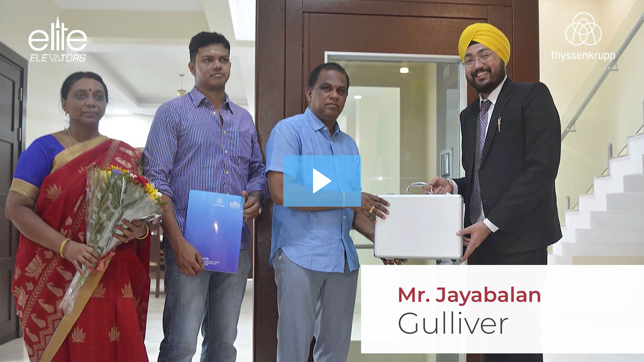 Mr. Jayabalan Testimonials
