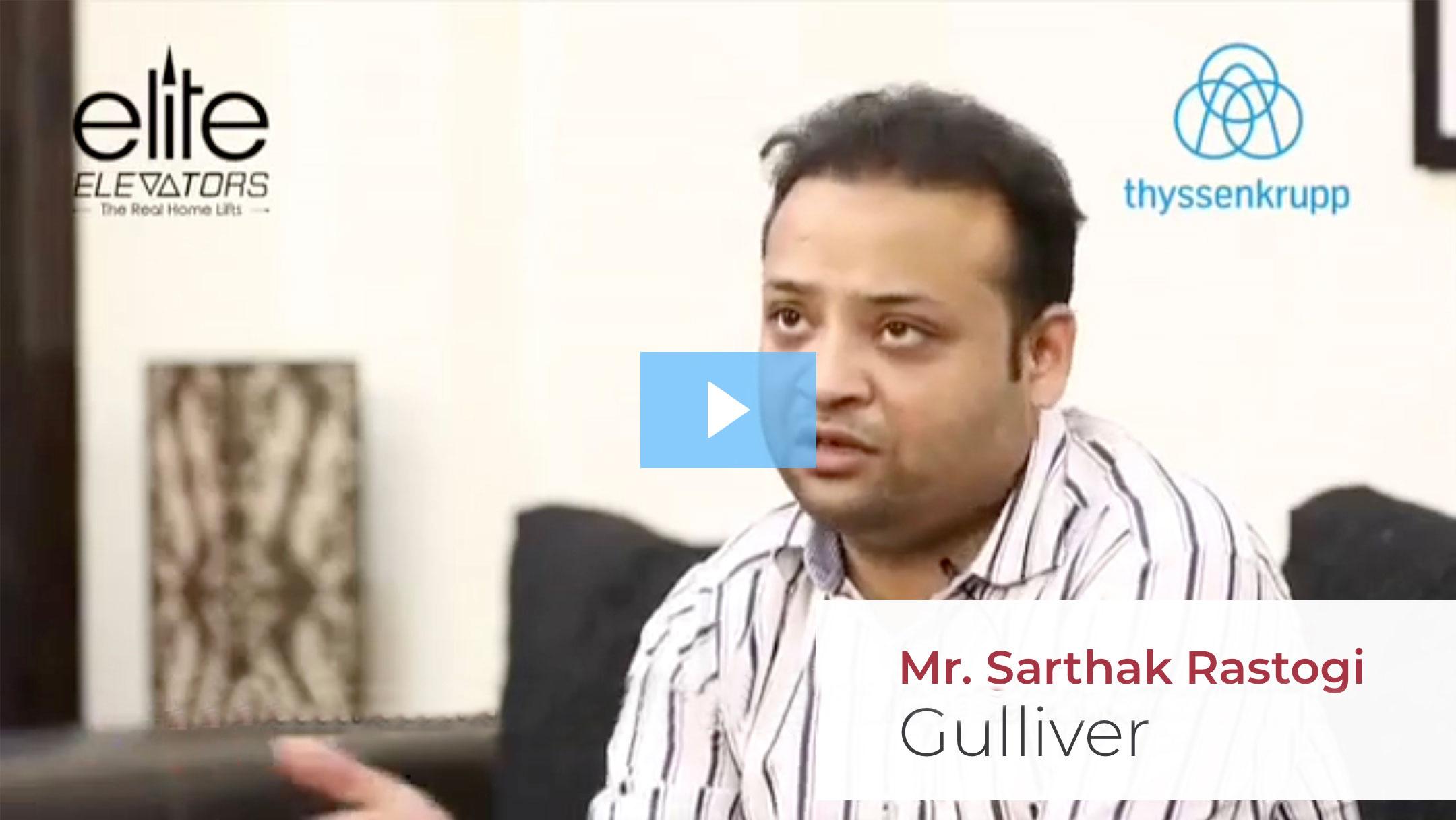 Sarthak Rastogi Testimonials