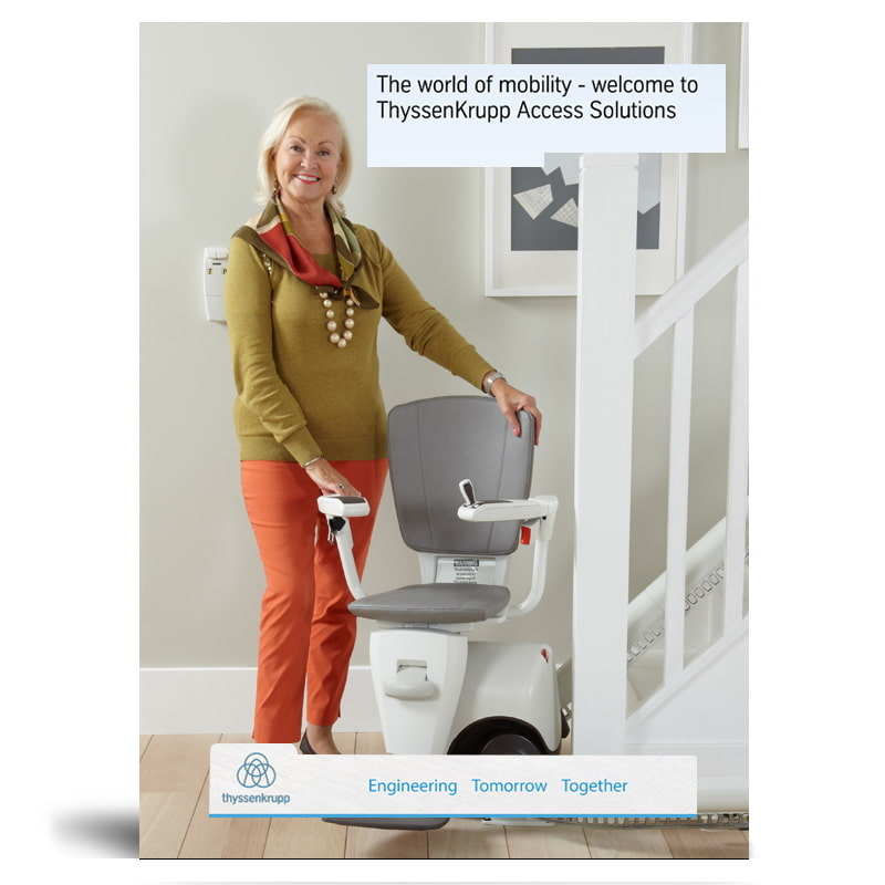 flowII stair lifts
