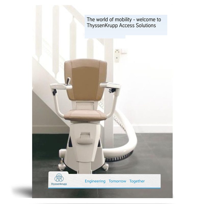 levant stair lift