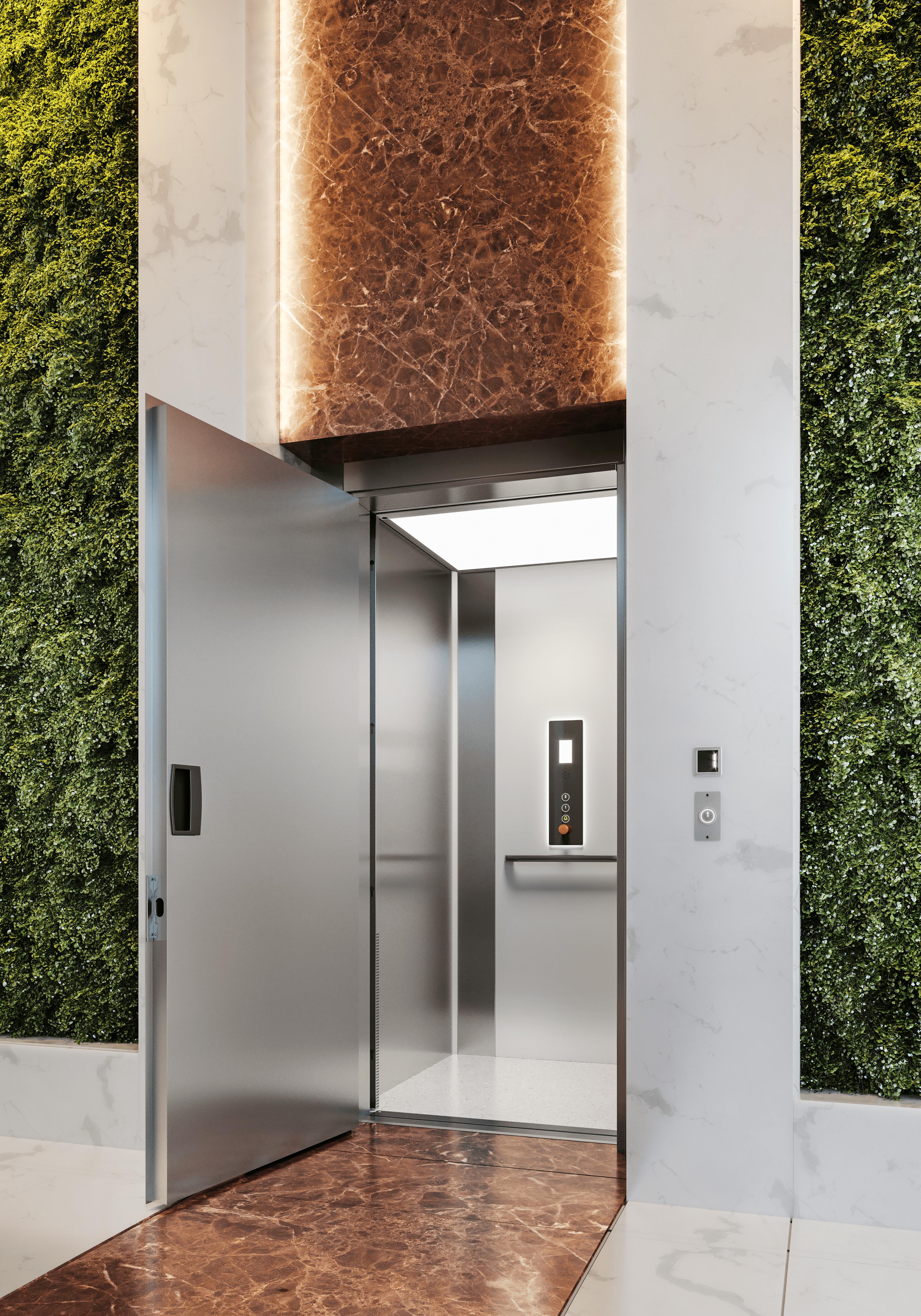 Customised Residential Elevators